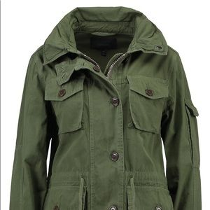 J. Crew Boyfriend Fatigue Field Jacket
